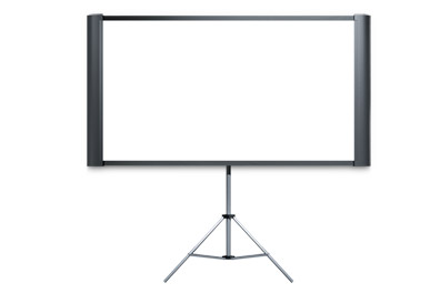 Sacramento Wedding DJ Projection Screen Package