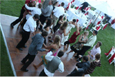 Awesome Sacramento Wedding DJ with full Dancefloor - Sacramento Wedding DJ