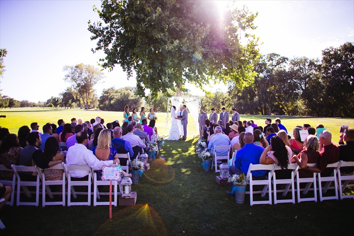 Sacramento Wedding Dj At Pavilion Haggin Oaks Photography By Dee Kris